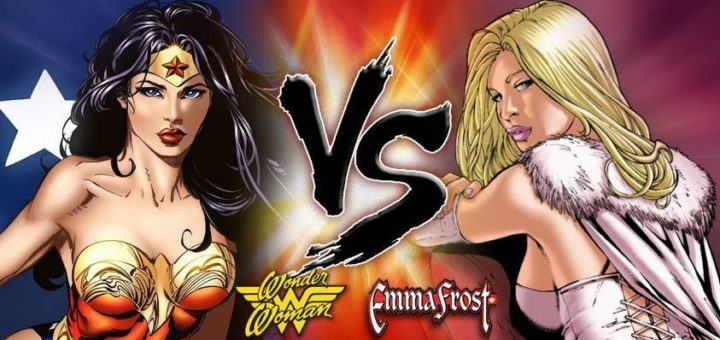 Wonder Woman - Emma Frost