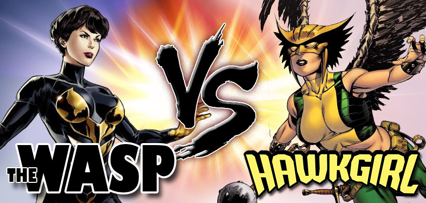 Hawkgrild vs Wasp