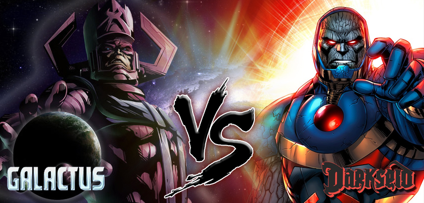 Galactus vs Darkseid