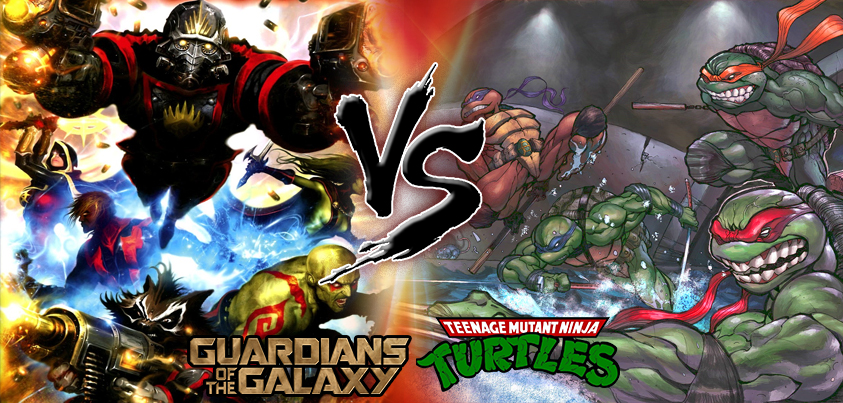 Guardians vs Turtless