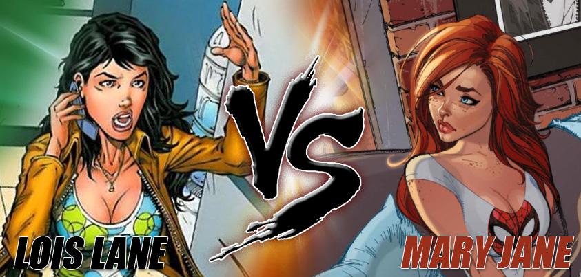 Lois vs Mary