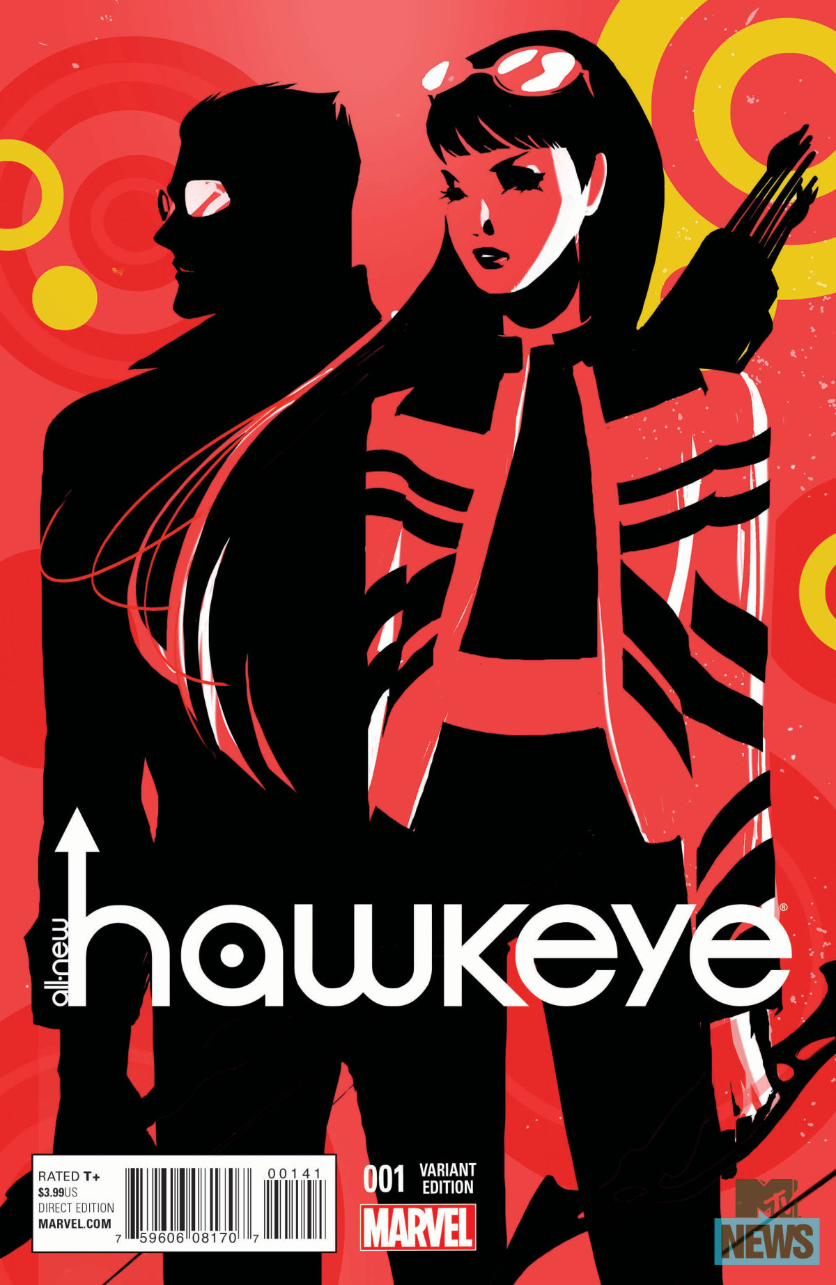 All-New Haweke #1 - Sho Murase