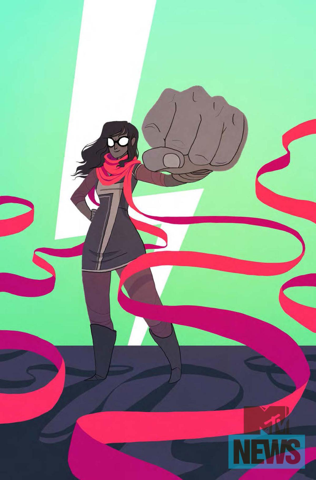 MS Marvel 13 - Noelle Stevenson