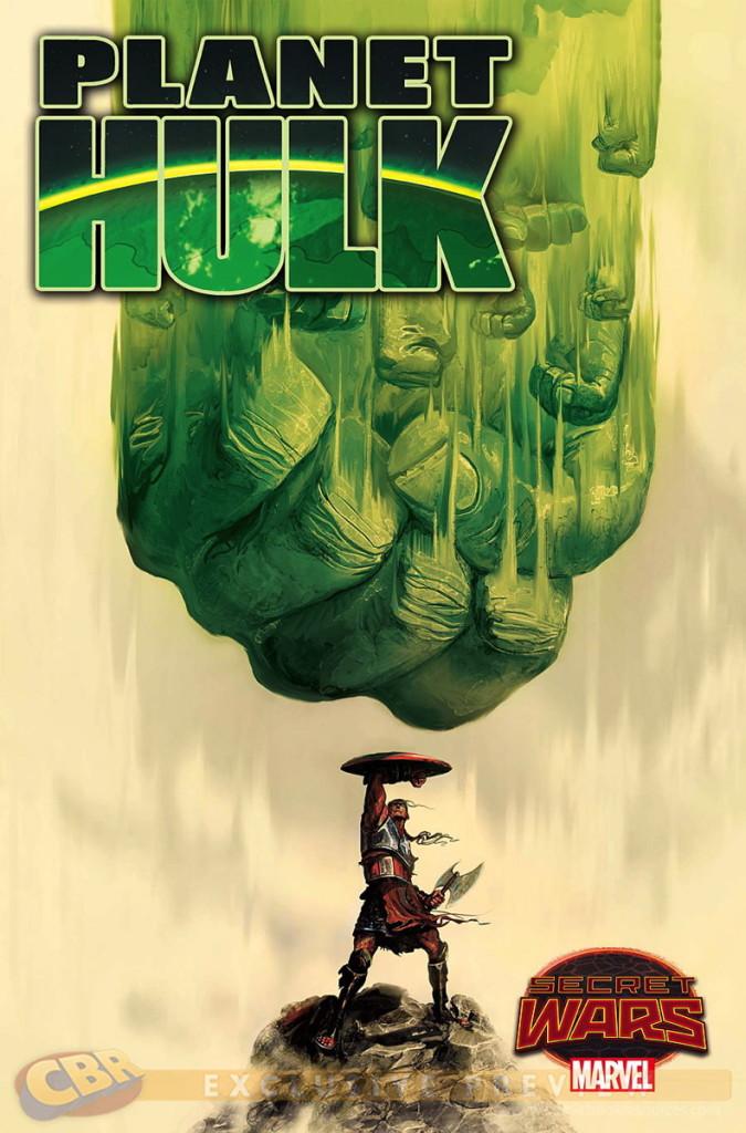 SW Planet Hulk