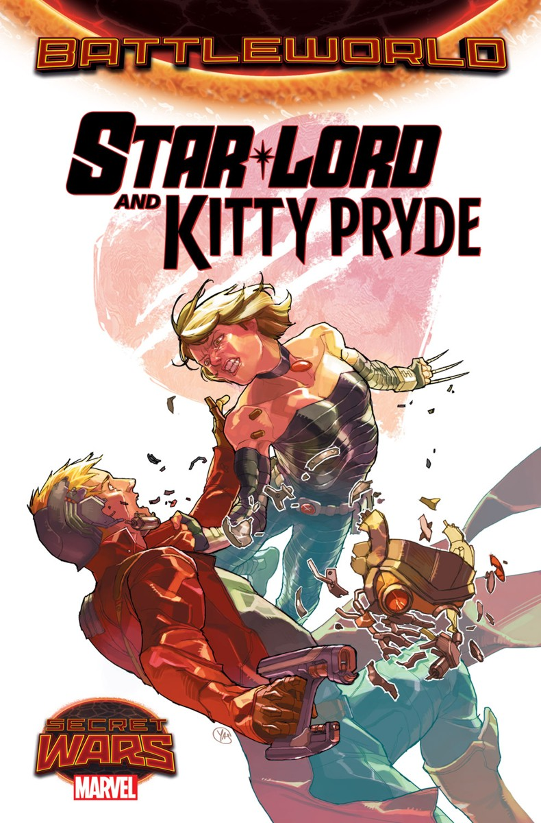 Star-Lord__Kitty_Pryde_1_Cover