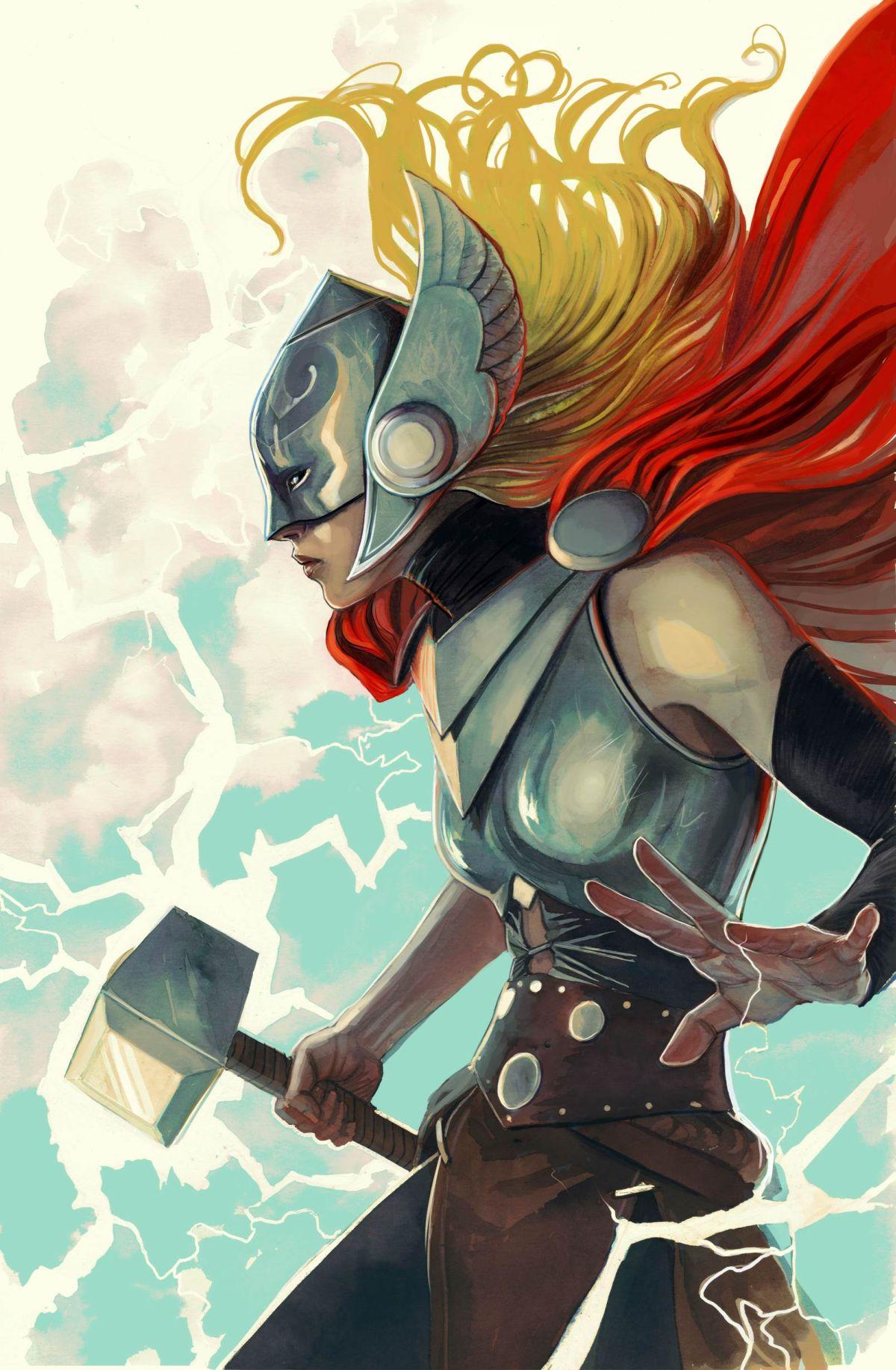 Thor #6 Stephanie hans
