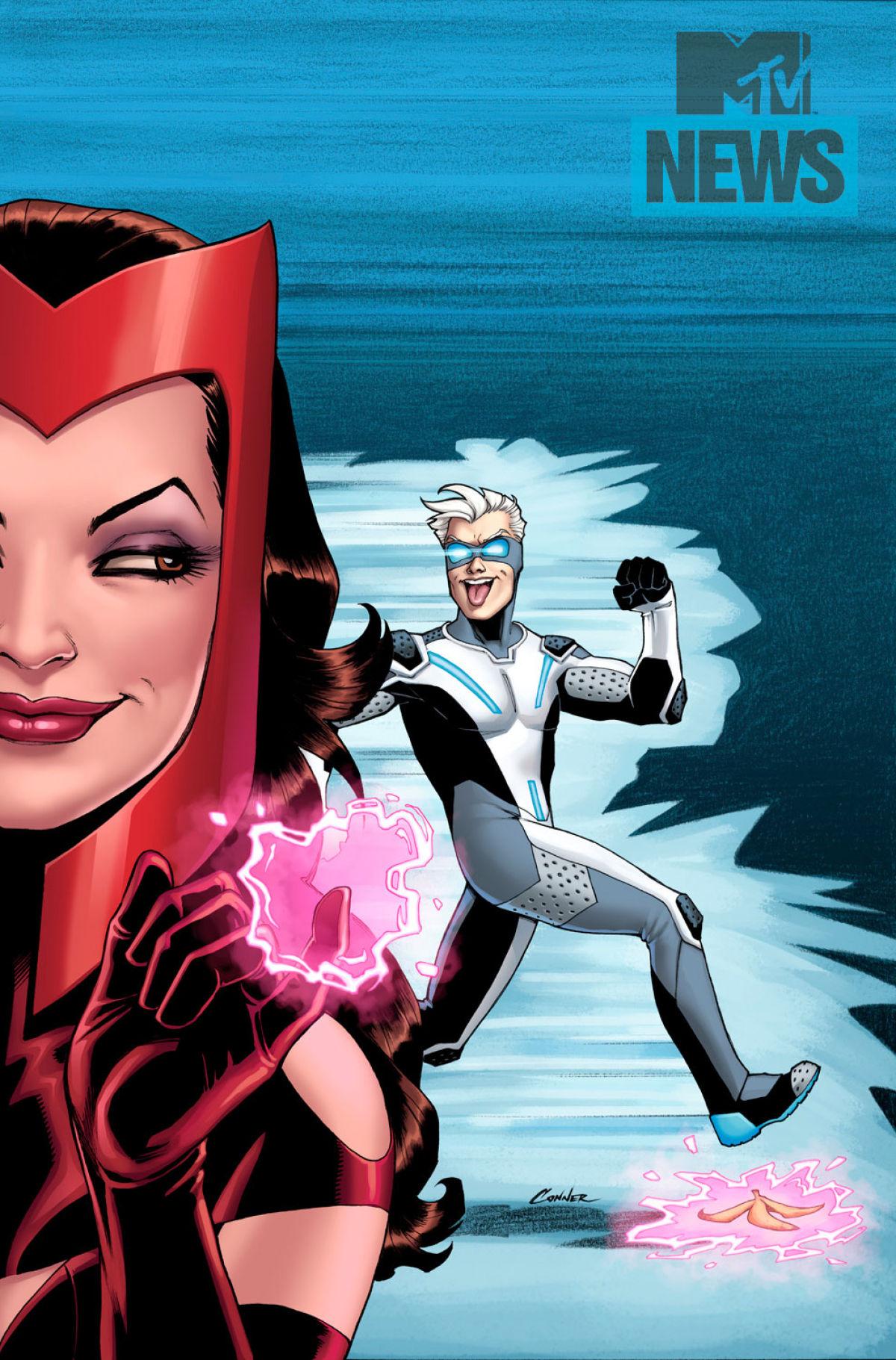 Uncanny Avengers #3 - Amanda Conner, Laura Martin