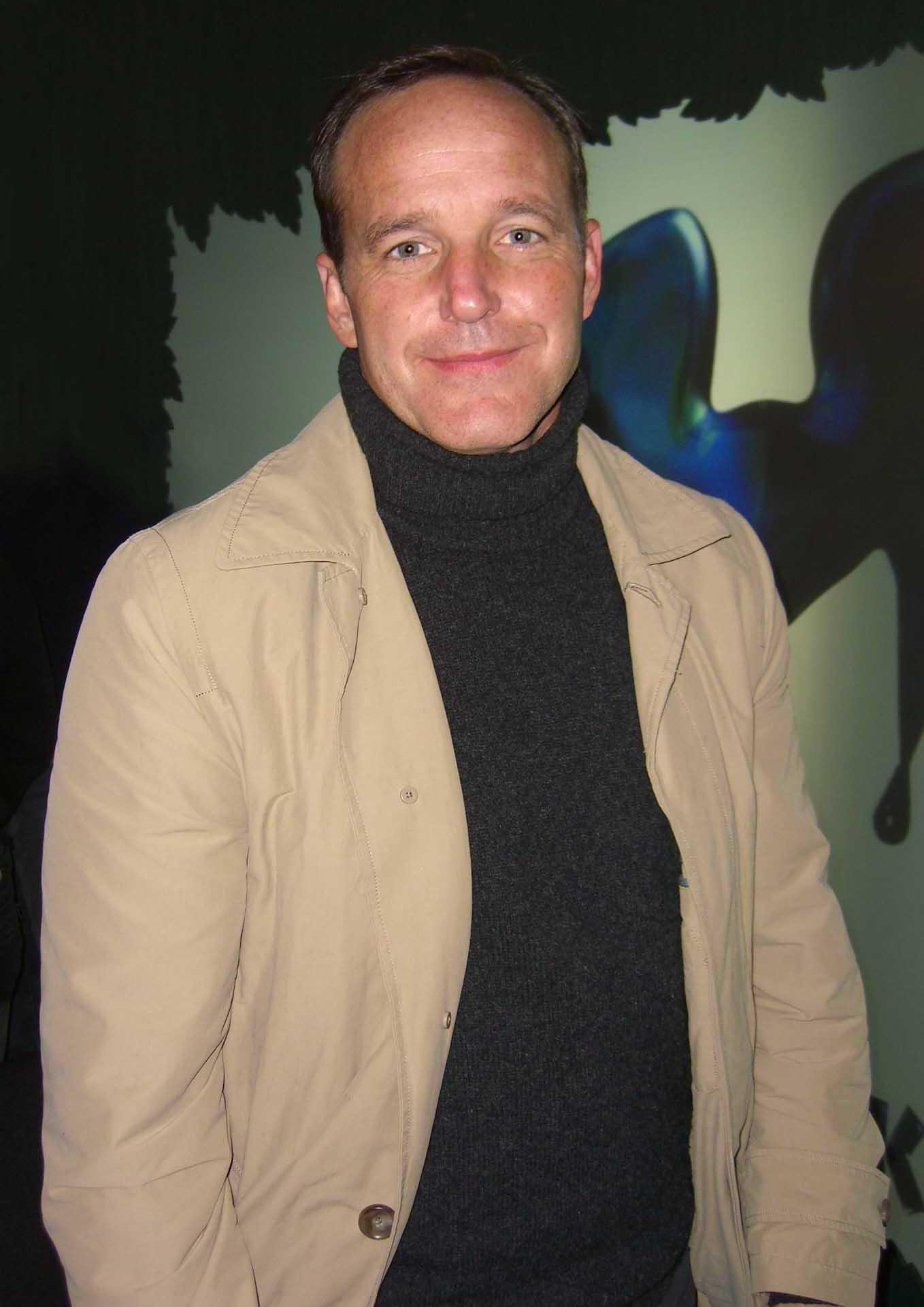 Clark Gregg czyli dobry aktor = dobra postać