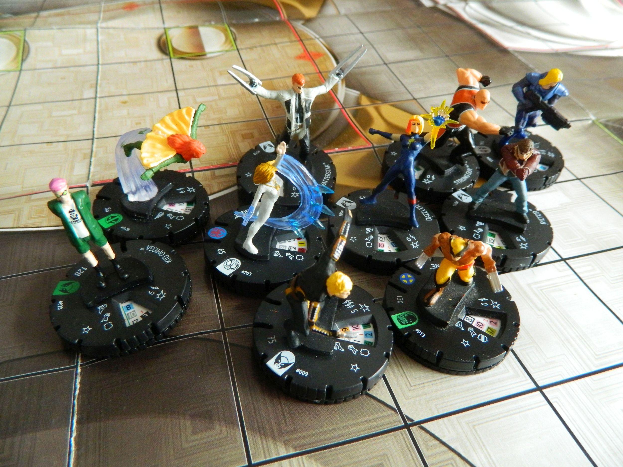 X-Menowa zbieranina