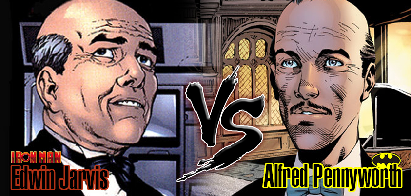Jarvis vs Alfred