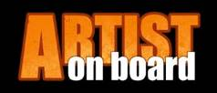 Artist on board