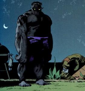 Hulk - Szary