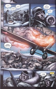 Nocne Wiedźmy - plansza z komiksu