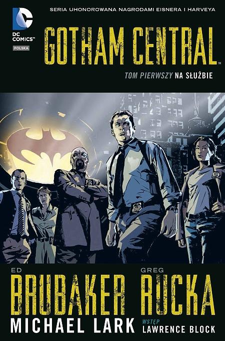 Gotham Central - Na służbie