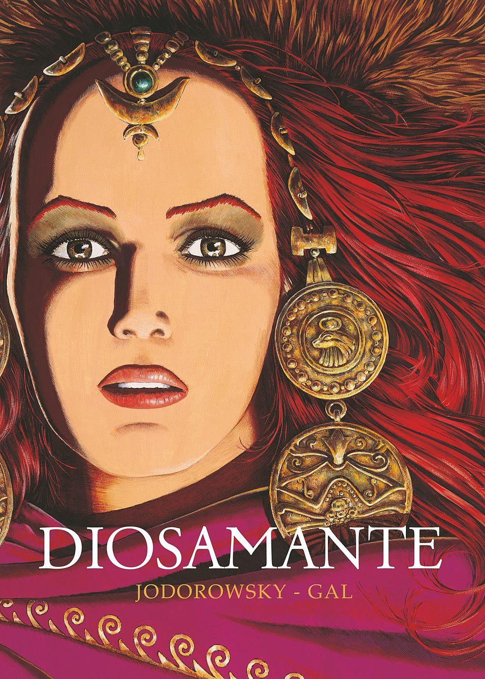 Diosamante - okładka