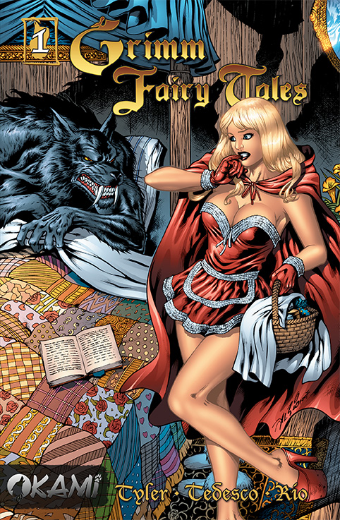 Grimm Fairy Tales A