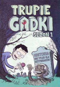 Trupie Gadki - Okładka