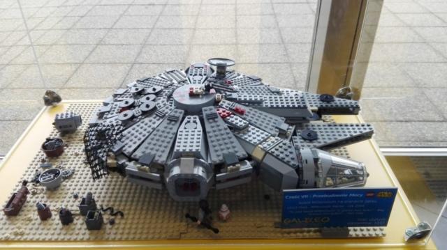MFKiG 2016 - Lego Star Wars - Sokół Millenium