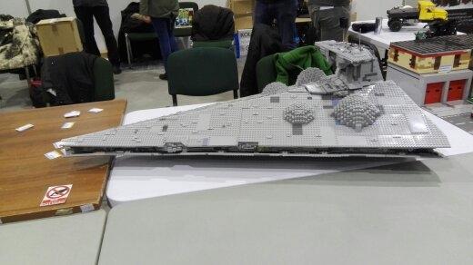 Fakon 2016 - Star Wars - niszczyciel imperialny