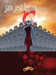 Okładka komiksu - Jam jest Legion