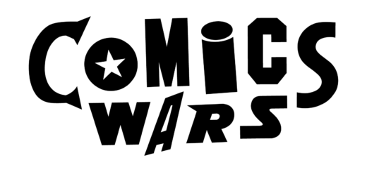 Comics Wars logo