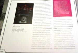 Wnętrze albumu Komiks na świecie i w Polsce