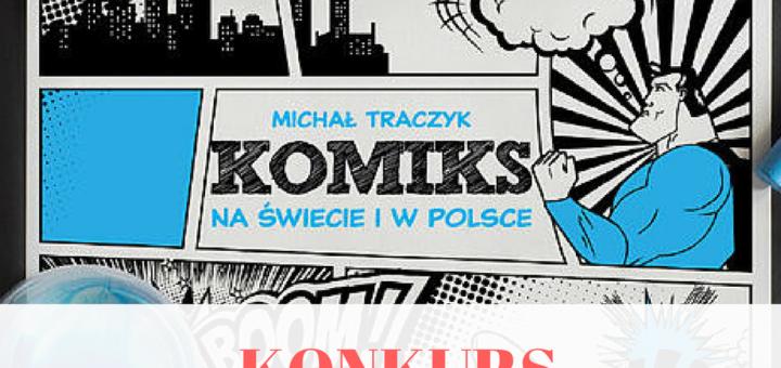 Konkurs: Komiks na świecie i w Polsce