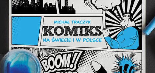 Komiks na świecie i w Polsce - okładka