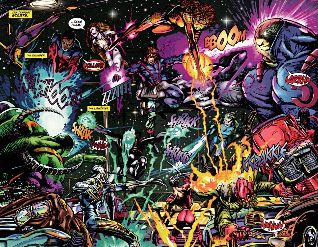 Komiks superbohaterski