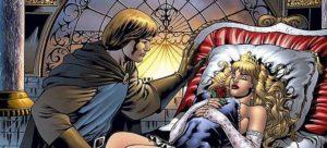 Grimm Fairy Tales #5 - Śpiąca królewna