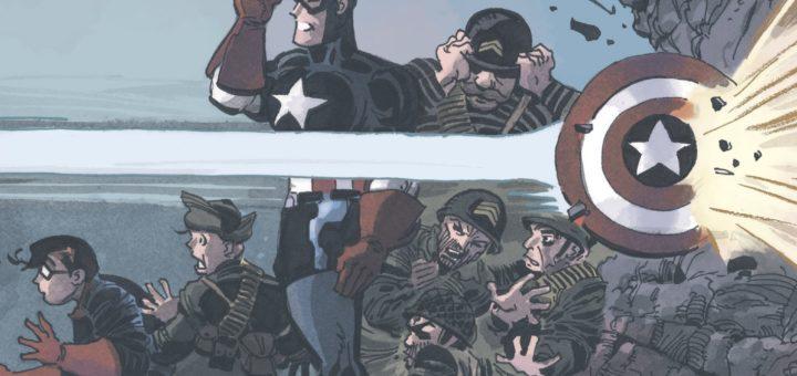 Kapitan Ameryka Biały