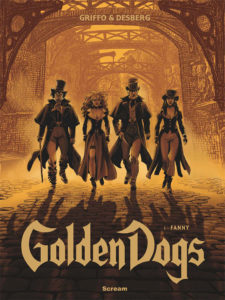 GoldenDogs - cover.cdr