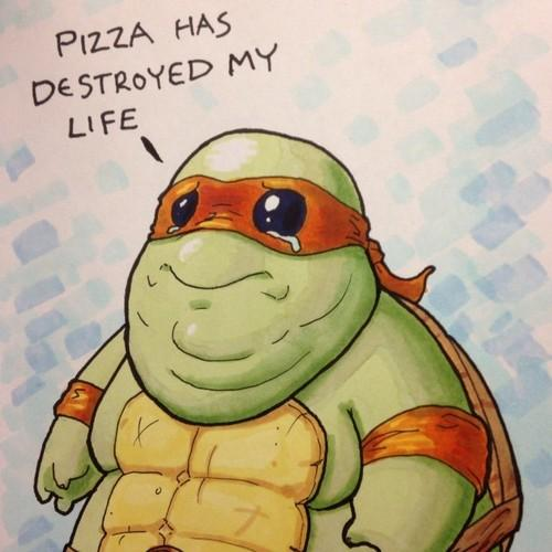 Pizza has destroyed my life
