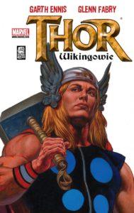 Thor - Wikingowie - okładka