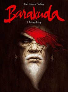 Barakuda - Niewolnicy - okładka