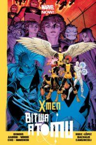Komiks - X-Men - Bitwa atomu