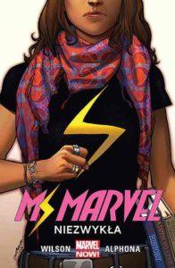 Ms. Marvel - Niezwykła