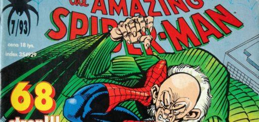 Spider-man - Upadki i wzloty Sępa