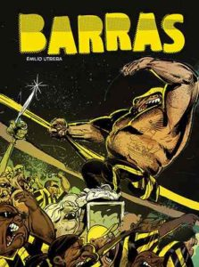 Komiks o kibicach - Barras