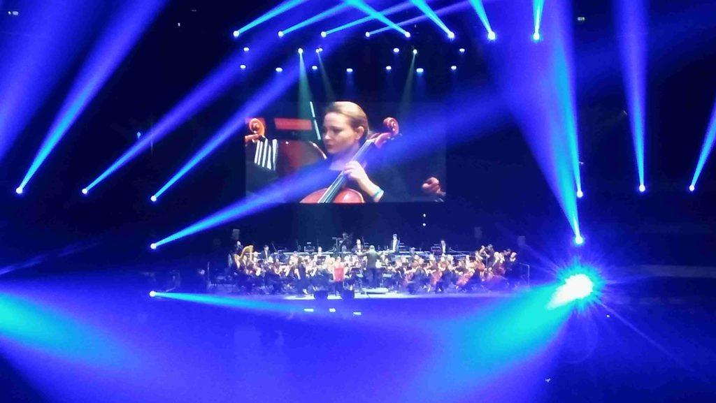 Superheroes in concert - orkiestra
