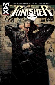 Punisher MAX - okładka