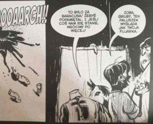 Barras cz. 2 kadr z komiksu
