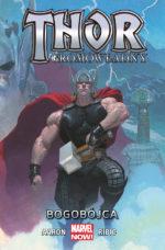 Okładka albumu Thor Gromowładny - Bogobójca