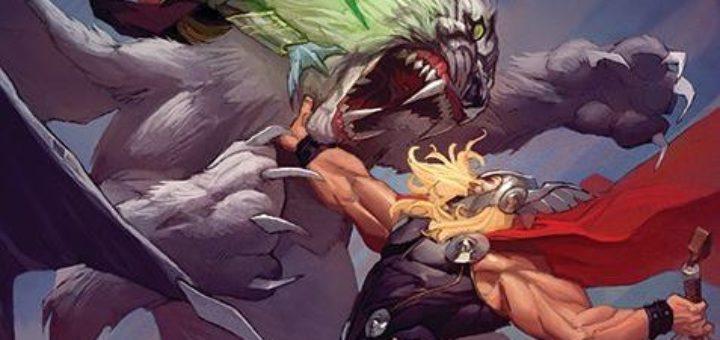 Thor Gromowładny - #3 Przeklęty