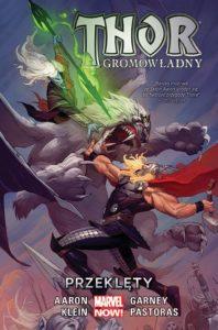 Okładka komiksu Thor Gromowładny - #3 Przeklęty