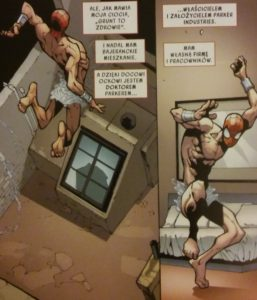 amazing spider-man kadr1