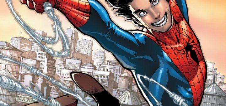 amazing spider-man okładka