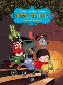 Hotel dziwny - komiks dla dzieci