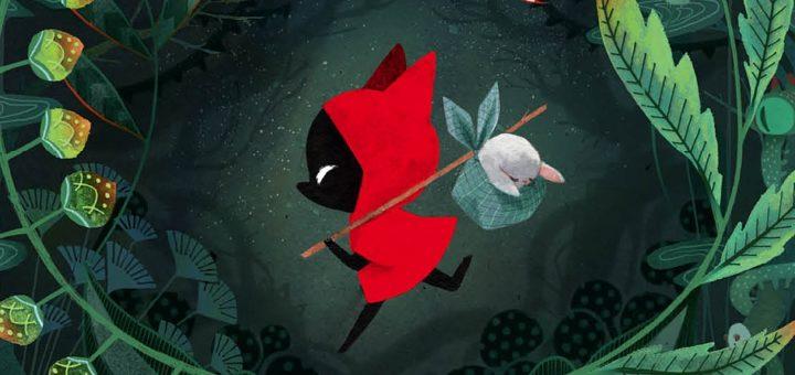 Recenzja komiksu Czerwone Wilczątko