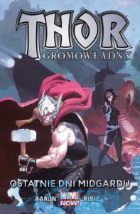 Thor #4 - Ostatnie dni Midgardu